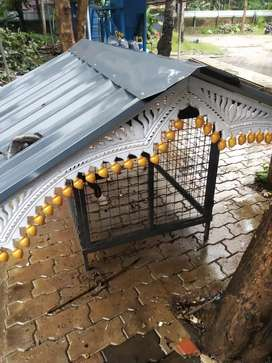 A new pet cage for sale