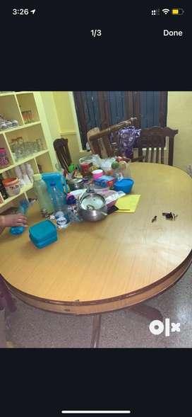 Dining Table(Teak Wood)