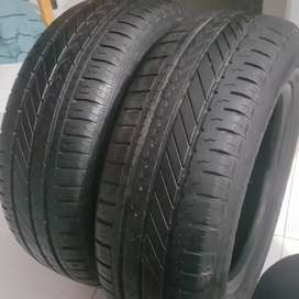 Good year tyres it's good condition 195/65/15