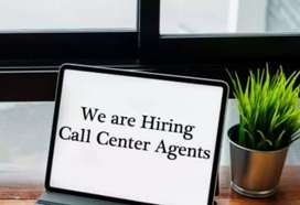 Urgently need agents for call centre