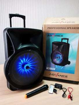 Speaker Bluetooth Advance 15inch K1501 (Cash&Credit)