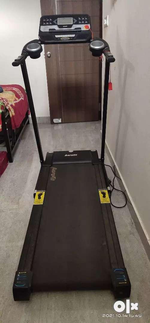 Aerofit walking machine