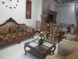 Sofa chinoti and bed with dressing and coutch and 9inch matress newly