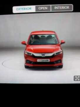 Honda Amaze 2020 Petrol 19000 Km Driven