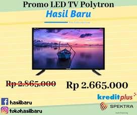 Promo LED TV Polytron