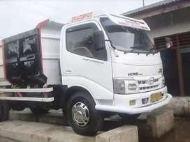 Dijual Cepat DumpTruck Merk Hino Dutro
