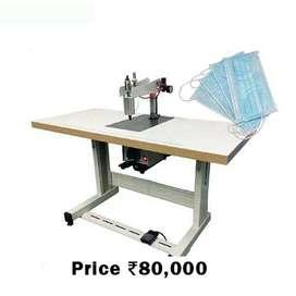 ₹80,000 Face Mask Spot Welding Machine