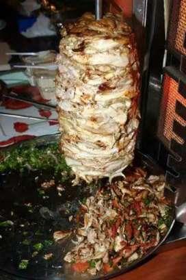 Wanted shawarma master