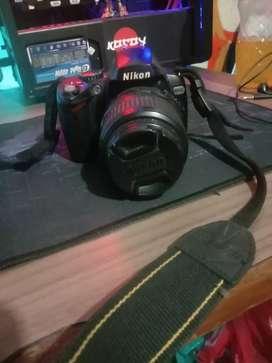 Kamera Nikon D40X