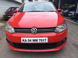 Volkswagen Vento Comfortline Petrol, 2013, Petrol