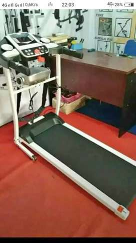 Super murah treadmill elektrik 2 fungsi