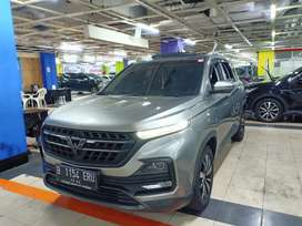 Wuling Almaz exclusive 7 seater Automatic 2019. Seperti baru