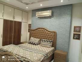 Dha New 10 marla 3 beds suits furnished wedding guest stay
