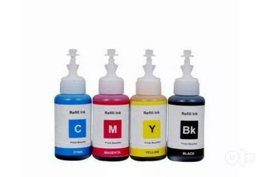 Epson printer's ink 0