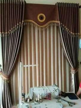 Spesialis gordyn korden curtain panggilan