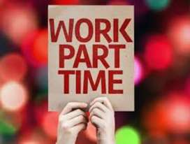 PART TIME JOB FOR ONLINE WORK