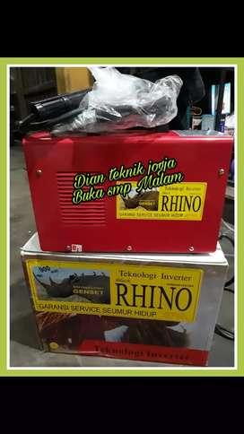 Dian teknik jogja minggu buka / Mesin las rhino 160 A