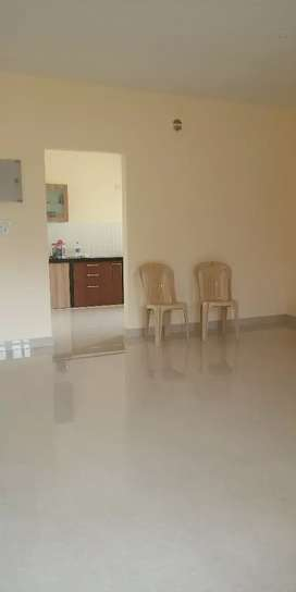 Flat for rent in navelim in gated society on 2nd floor