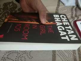 Chetan Bhagat The Girl in Room 105