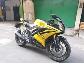 Yamaha R15 V3 vva 2018 pajak panjang yellow racing
