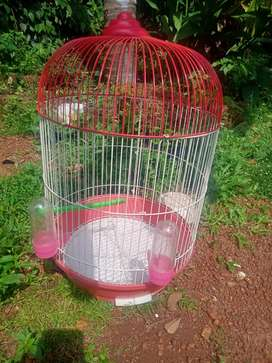 Beautiful. Cage for birds