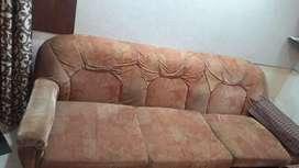 Sagon wood Complete Sofa set for sale on ur price
