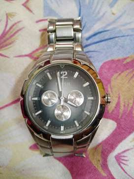 Original Fossil Watch - Stainless Steel Band