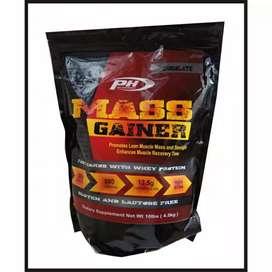 Ph pro hybrid mass gainer protein 10 lb - Chocolate