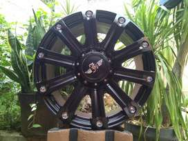 VELG racing fortuner pajero ring20x9 hsr wheel murah