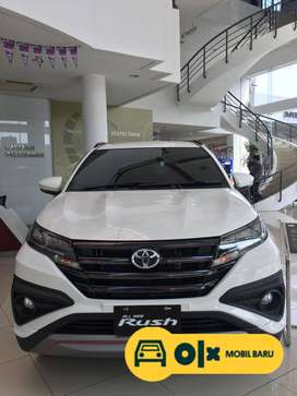 [Mobil Baru] READY TOYOTA RUSH 2020 ALL TYPE DP MINIM