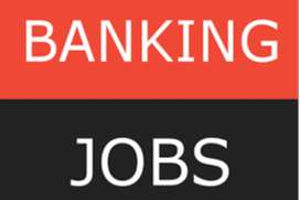 Urgent requirement for Banking Jobs