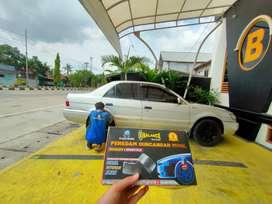 Buat Suspensi Mobil lebih EMPUK dg Pasangkan Stabilizer Aktif BALANCE