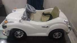 Baby car bilkul new