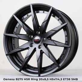 HSR Oenesu ring 20x85 hole 5x114,3 et 38