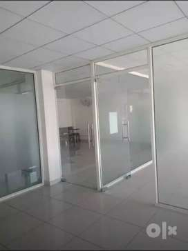 350 sq fit Office Ready to move Fully Furnished at Model gram Near Ban