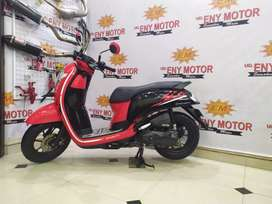 Scoopy sporty 2017 - Ud. Eny Motor