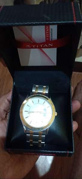 Original Titan watch