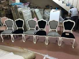 Restaurant Cafe Bistro Hotel Chairs Ready