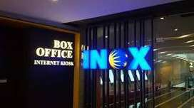 urgently hiring Staff for INOX Multiplex