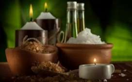 hiring male candidates for special traditional spa therapist job