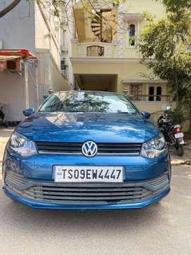 Volkswagen Polo Trendline Petrol, 2017, Petrol