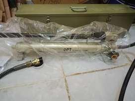 Hydraulic pump opt