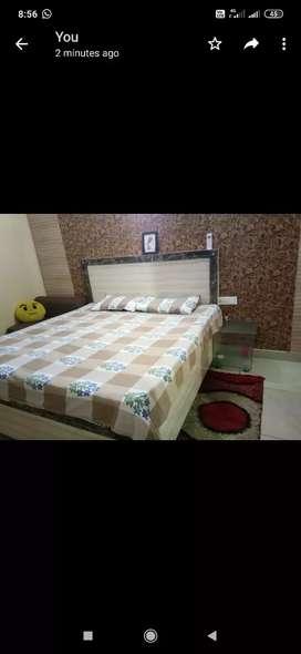 2 BHK ground floor fully furnished in Chandar Nagar 2 KM From DMC