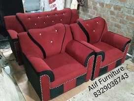 Newly Atractive sofa set 3+1+1 dirict fectroy