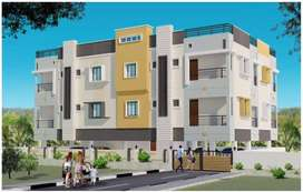 KOLAPAKKAM FLAT FOR SALE WITH CP & LIFT
