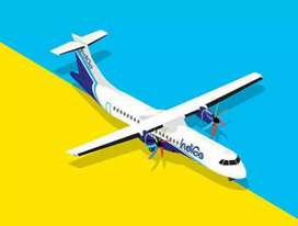 jobs for you!! Congratulations Dear IndiGo Ground Staff available in D