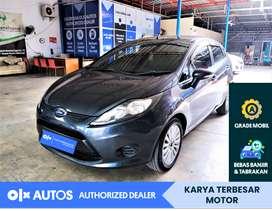 [OLX Autos] Ford Fiesta 2011 1.4 L A/T Bensin #Karya Terbesar Motor