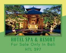 HTL 397 Dijual Hotel di Jimbaran Bali