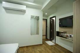 3bhk fully furnished society flat Dwarka Delhi