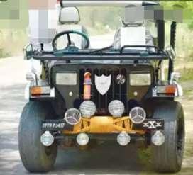 Modified hunter jeep